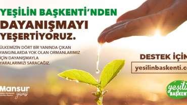 TÜRKİYE' YE NEFES OL!