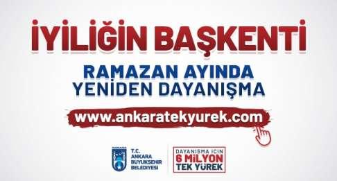 Ankara Büyükşehir Belediye Başkanımız Sayın Mansur Yavaş Duyurdu: Ankara'da İyiliğin İkinci Dalgası Başladı